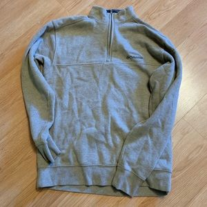 Columbia Sweater quarter zip